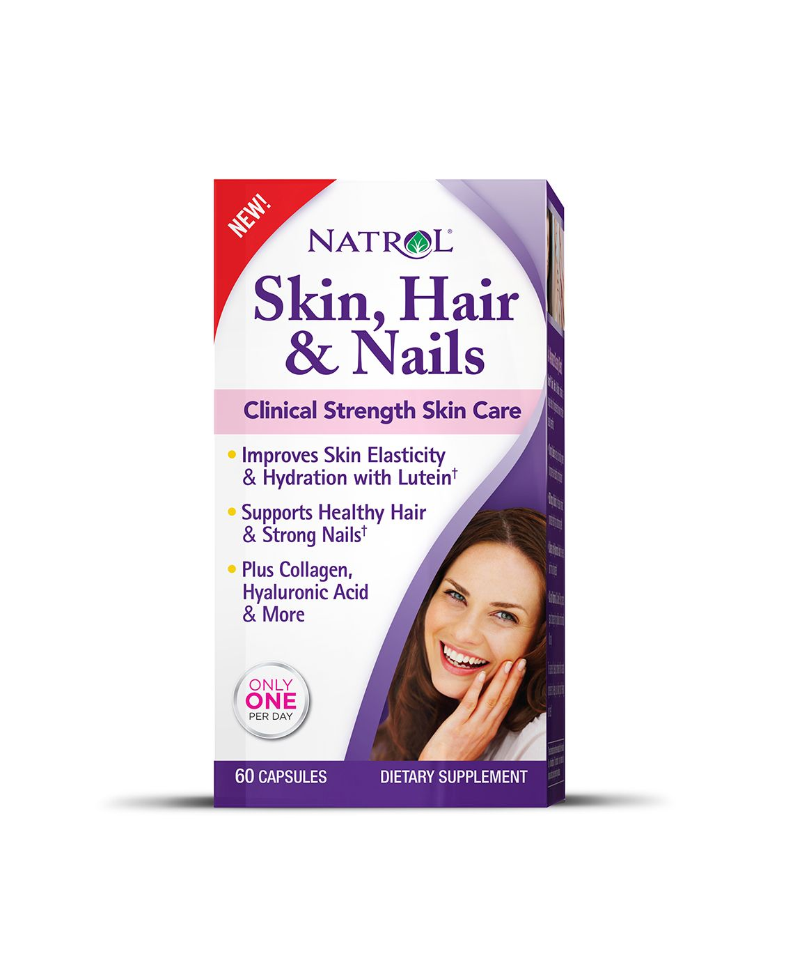 Skin, Hair & Nails - Clinical Strength Skin Care by Natrol LLC