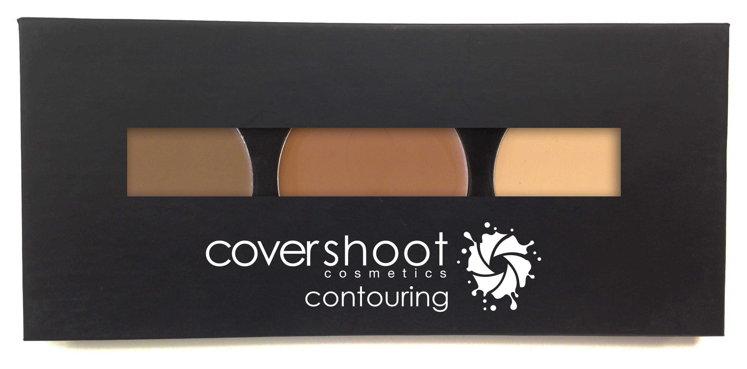 Covershoot Contouring Kit By County Sales Limited - Covershoot Cosmetics