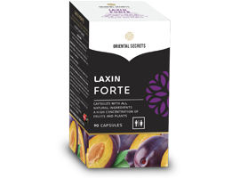 Laxin Forte is an immediate constipation relief, cure by Oriental Secr