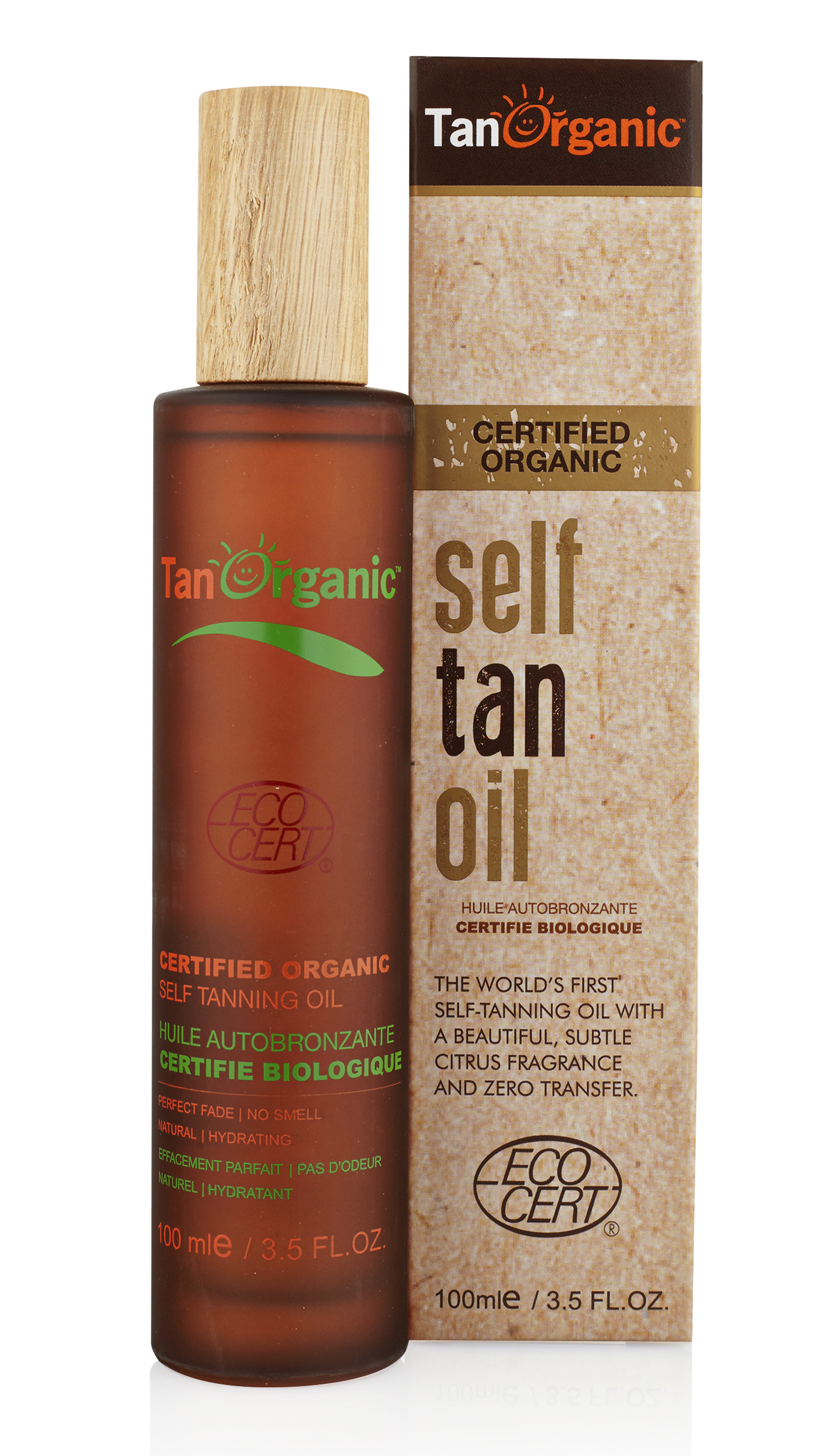 Self Tanning Oil by TanOrganic