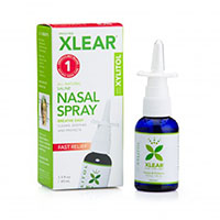 America's best-selling natural nasal spray with Xylitol by Xlear Inc.