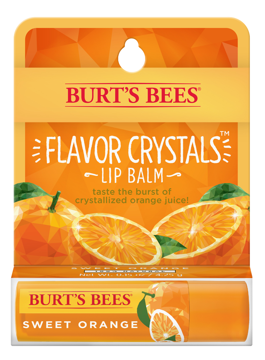 Sweet Orange Flavor Crystals by Burt's Bees