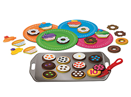 Magnetic Sweets Sort & Play Set by Dowling Magnets