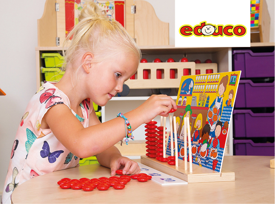 EDUCO Find and count. Learn counting and numbers by Heutink USA