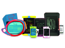Boogie Board is the world leader in creating and manufacturing eWriters by Kent Displays