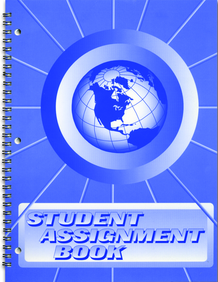 Student Assignment Book by The Hubbard Company