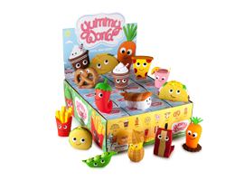 Yummy World - blind box, key chains, vinyl, plush by NECA