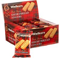 Walkers Shortbread Baked in Scotland, made with all-natural ingredients.