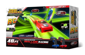 Tracer Racers RC Infinity Set by Skullduggery Inc.
