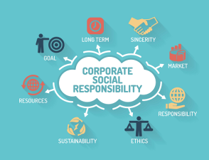 Demonstrating corporate social responsibility can help differentiate you from your competitors as consumers increasingly demand transparency