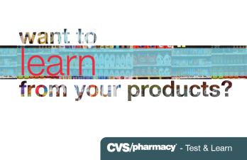 CVS' Jason Morris and Michelle Martineau outline the CVS Test & Learn program and how suppliers can participate