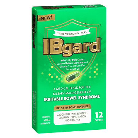 Walgreens launched IBgard to meet the growing need for adressing irritable bowel syndrome, and it has been a strong seller.
