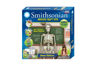 This Smithsonian-branded STEM toy by ECRM Toy EPPS attendee Skullduggery teaches kids about the human body