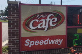ECRM's Foodservice team reports on a recent lunch visit to Speedway's flagship Speedy Cafe