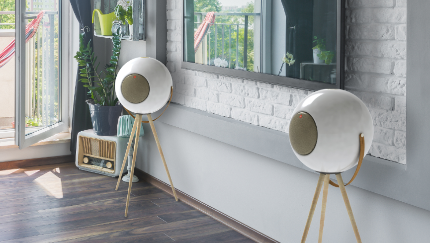 TGI Technology's UB+ EUPHO O1 speakers