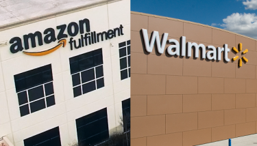 Both Amazon and Walmart have realized the value of addressing shoppers across online and brick and mortar channels, and have made huge investments to do so