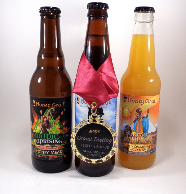Best Beer: Honey Grail's Boudica's Uprising Mead
