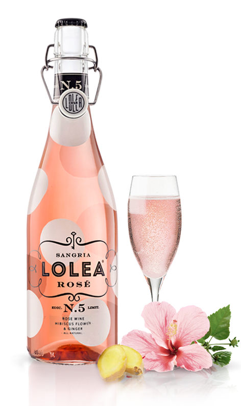 Winner - Best Packaging: Bodega & Co.'s Lolea N.5 Rosé