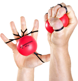Doczac Enterprises - Handmaster Plus Complete Hand Exerciser