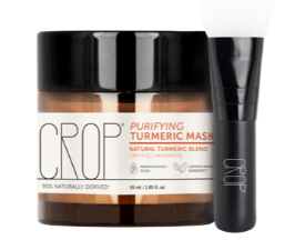 Buyer's Choice Award winner Crop Naturals is an example of how beauty suppliers are taking natural to a new level, with ingredients like Turmeric for specific applications