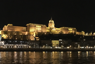 ECRM's Euro Beauty Week was held at the Marriott Budapest right across the Danube from the beautiful Buda Castle