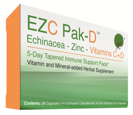PPC Group's EZC-Pak-D, which won the buyers Choice Award, is an example of the natural OTC products making their way into retail
